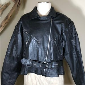 Protech Leather Apparel